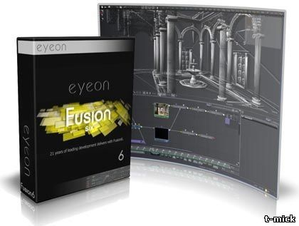 للمونتاجEyeon Fusion & RenderSlave