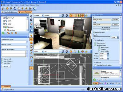 Game Maker - - Software - 3D Studio