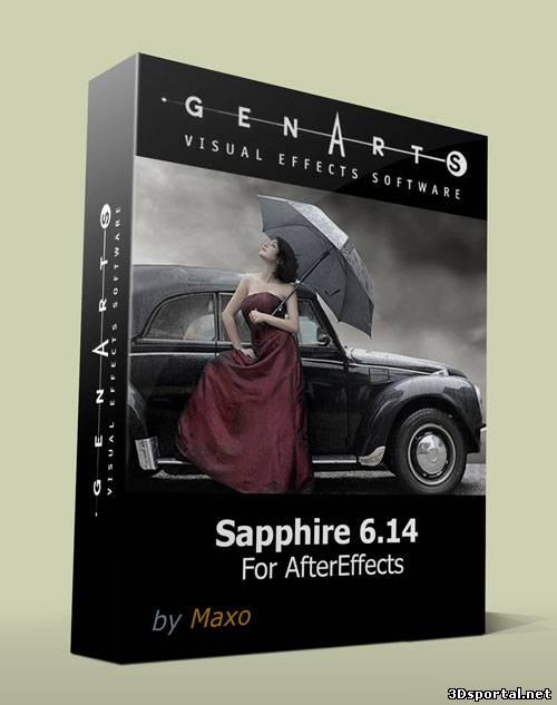 Genarts Sapphire 7 Avid Mac Crack